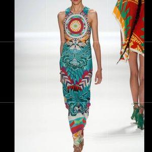 Mara Hoffman Maxi Dress Runway Size XS